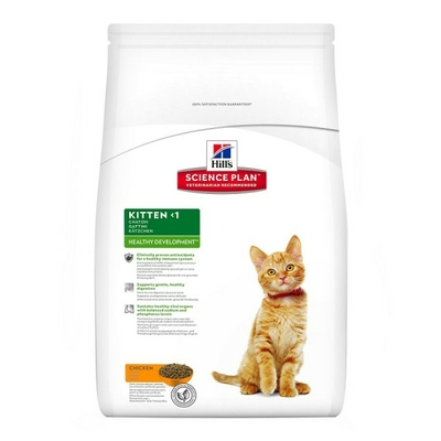 Hills Science Plan kitten Healthy Development - Poulet