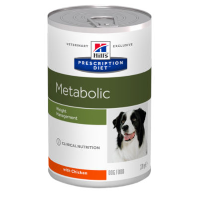 HILLS Prescription Diet Metabolic Canine Original - 12 Boites de 370g