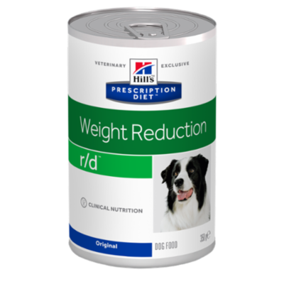 HILLS Prescription Diet r/d Canine - 12 Boites de 350g