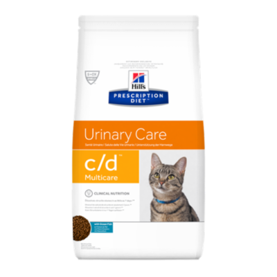 HILL'S Prescription Diet Feline c/d Multicare - Poisson