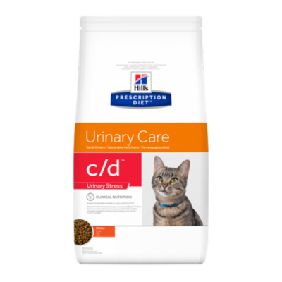 HILL'S Prescription Diet Feline c/d - Urinary Stress