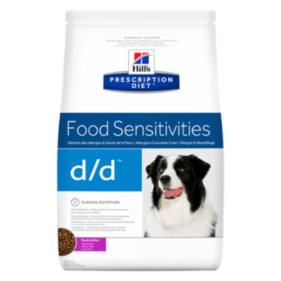 HILL'S Prescription Diet Canine d/d - Canard et Riz