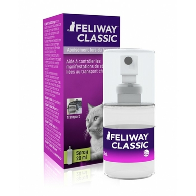 Feliway Transport - Classic Spray - 20ml