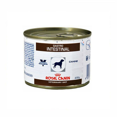 ROYAL CANIN Veterinary Diet - Gastro Instestinal - 12 Boites 200gr