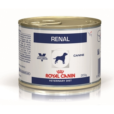 ROYAL CANIN Veterinary Diet - Renal - 12 Boites 200gr