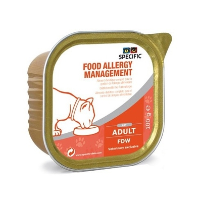 Specific - FDW Food Allergen Management - 7 Boites 100g