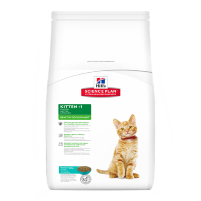 Hills Science Plan kitten Healthy Development - Thon - 2kg