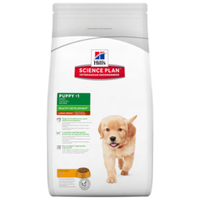 Hill's Science Plan- Puppy Healthy Development Large Breed - Chicken - 16kg