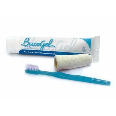 Tvm Bucogel - Pate dentifrice + brosse à dents