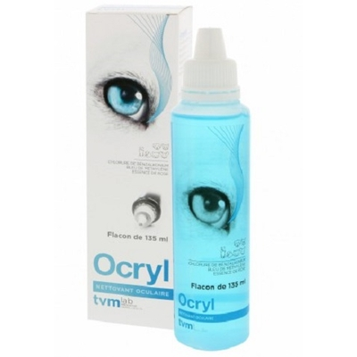 Tvm - Ocryl - Solution Oculaire