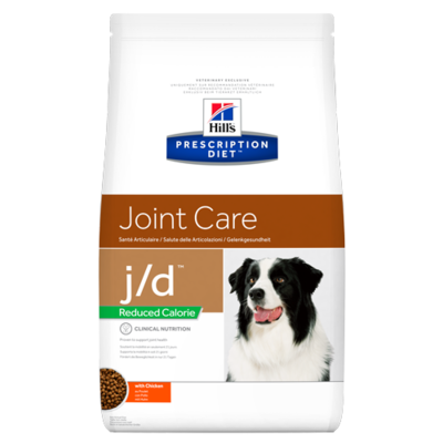HILL'S Prescription Diet Canine j/d - Poulet