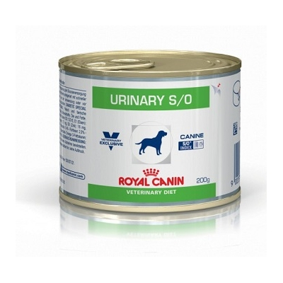 ROYAL CANIN Veterinary Diet -Urinary - 12 Boites de 200g