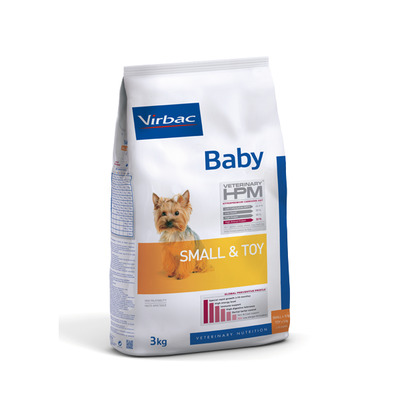 VIRBAC Veterinary - HPM Chiot Small & Toy
