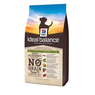 Hill's Ideal Balance - Adult No Grain - Thon et pommes de terre
