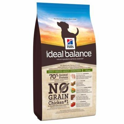 Hill's Ideal Balance - Adult  No Grain -  Poulet et pommes de terre