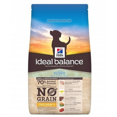 Hill's Ideal Balance -Puppy No Grain - Poulet