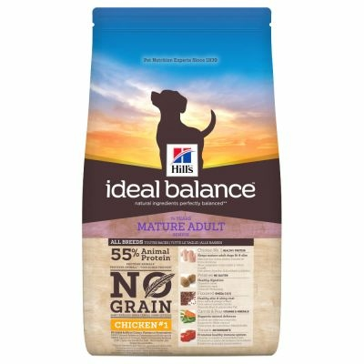 Hill's Ideal Balance - Mature Adult No Grain Poulet