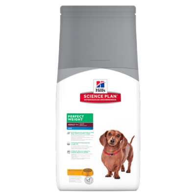 Hill's Science Plan - Canine Adult - Perfect Weight - Mini - 2kg
