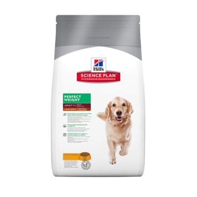 Hill's Science Plan - Canine Adult - Perfect Weight - Large Breed - 12kg