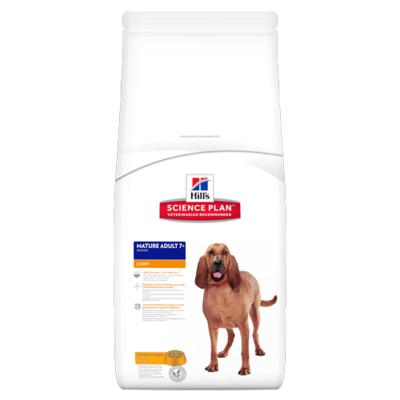 Hill's Science Plan - Canine Mature Medium - light - 12kg