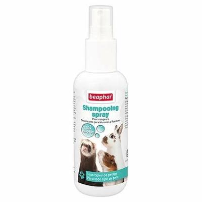 Shampooing spray sans rinçage