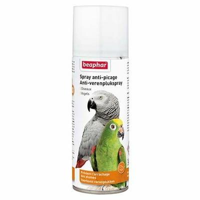 Spray anti-picage pour oiseau