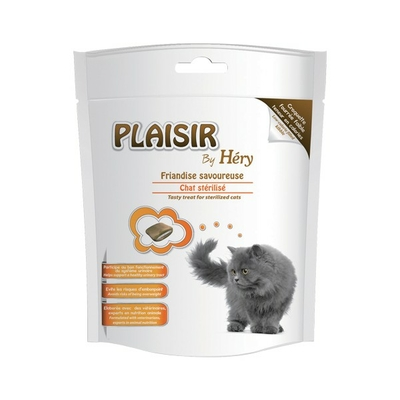 Friandises Plaisir chat stérilisé