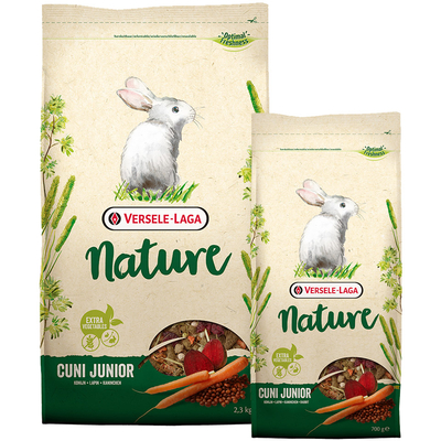 Versele Laga - Nature Cuni Junior - 2,3kg