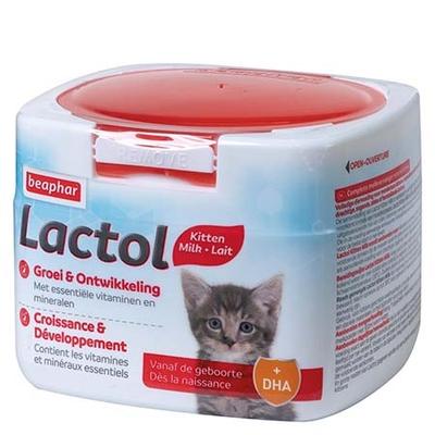 Lactol, lait maternisé