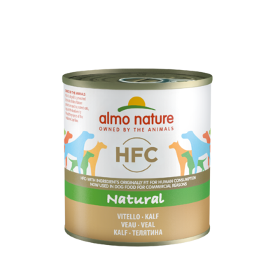 Almo Nature - HFC Natural - Veau 290g