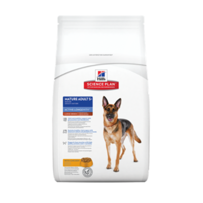 Hill's Science Plan - Canine Mature Adult 5+ Active Longevity™ Large Breed - Poulet