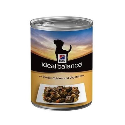 Hills Ideal Balance -  Canine Adult - Poulet et Légumes 363gr