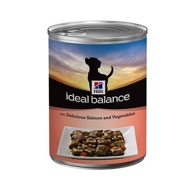 Hills Ideal Balance - Canine Adult - Saumon et Légumes 363gr