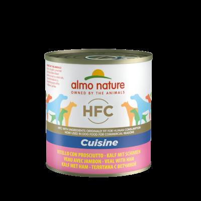 Almo Nature - HFC Cuisine - Veau et Jambon 290g