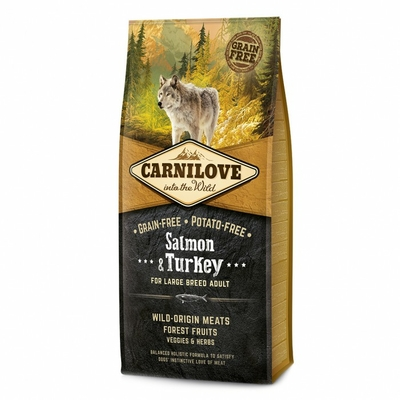 Carnilove Adult - Large - Saumon & Dinde