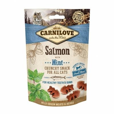 Carnilove Crunchy Snack - Saumon et menthe