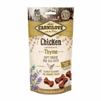 Carnilove Soft Snack - Poulet et thym