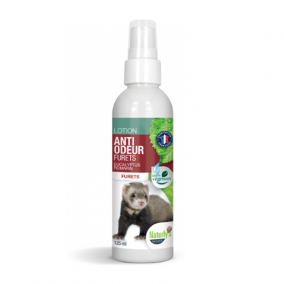 Naturly's - Lotion Anti-odeur Furet