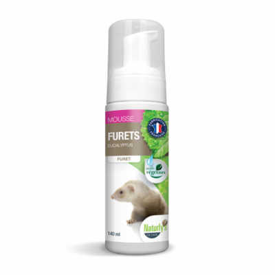 Naturly's - Shampooing Mousse Furet