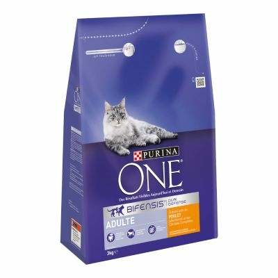 Purina One - Adulte Poulet Céréales