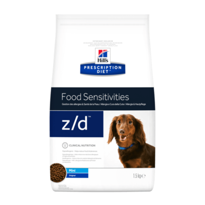 HILL'S Prescription Diet Canine z/d - Mini 1,5kg