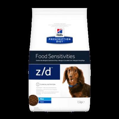 HILL'S Prescription Diet Canine z/d - Mini 1,5kg