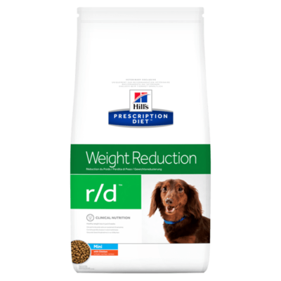 HILL'S Prescription Diet Canine r/d Mini Poulet 1,5kg