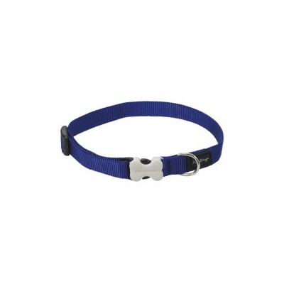 Collier réglable Red Dingo Basic bleu