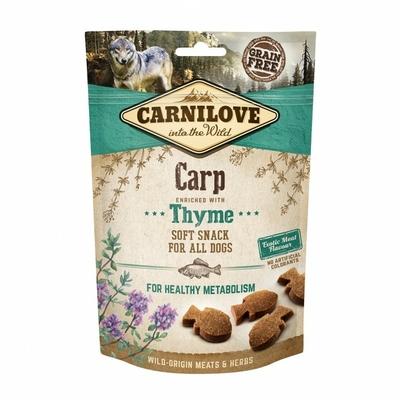 Carnilove - Soft Snack - Carpe et thym