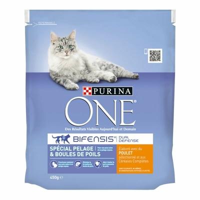 Purina one - Special Pelage & Boules de Poils pour chat