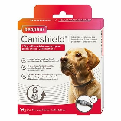 Beapher Canisheld - Collier grand chien