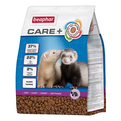 Beapher Care+, alimentation pour furet