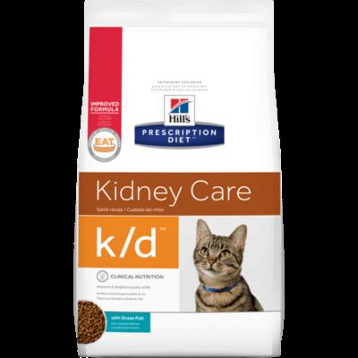 Hill's Prescription Diet k/d Feline au Thon