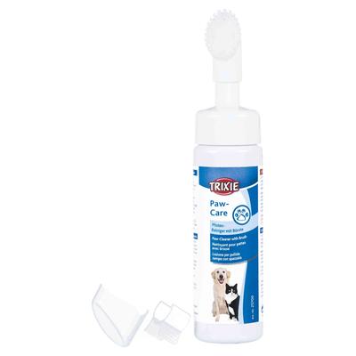 Nettoyant pour pattes avec brosse